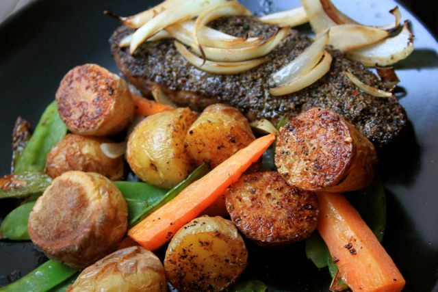Crispy Baked Potatoes Recipe