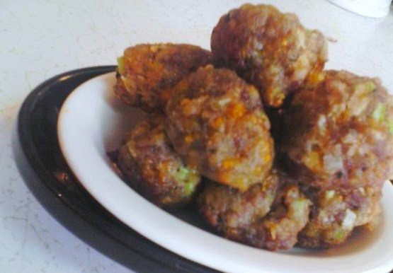 Party Sausage Meatballs