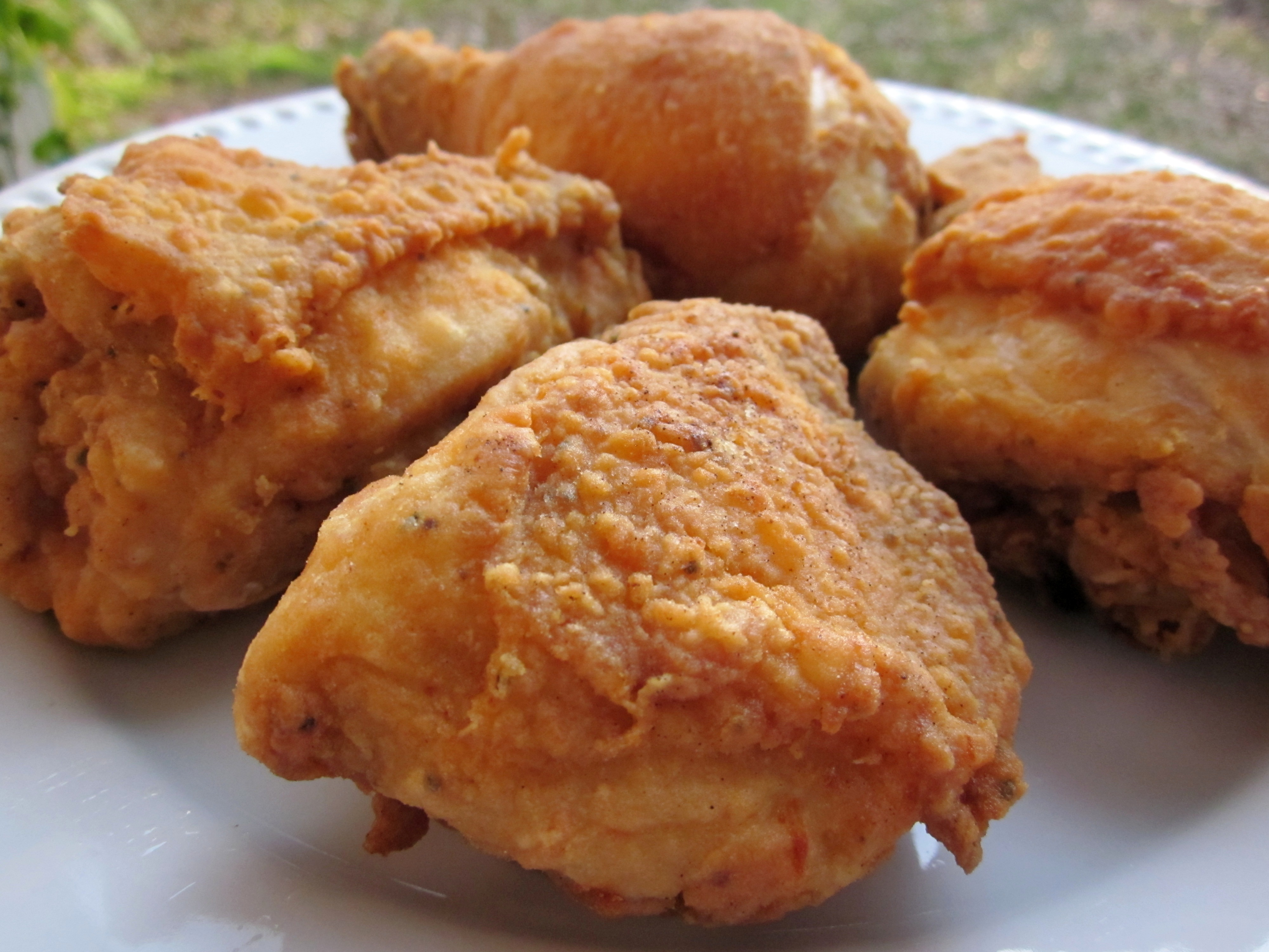 Southern Fried Chicken (Look out KFC!) (Paula Deen) Recipe