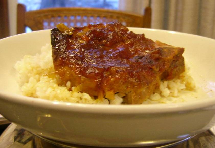 Crock Pot Chili Pork Chops…..a Must Try!