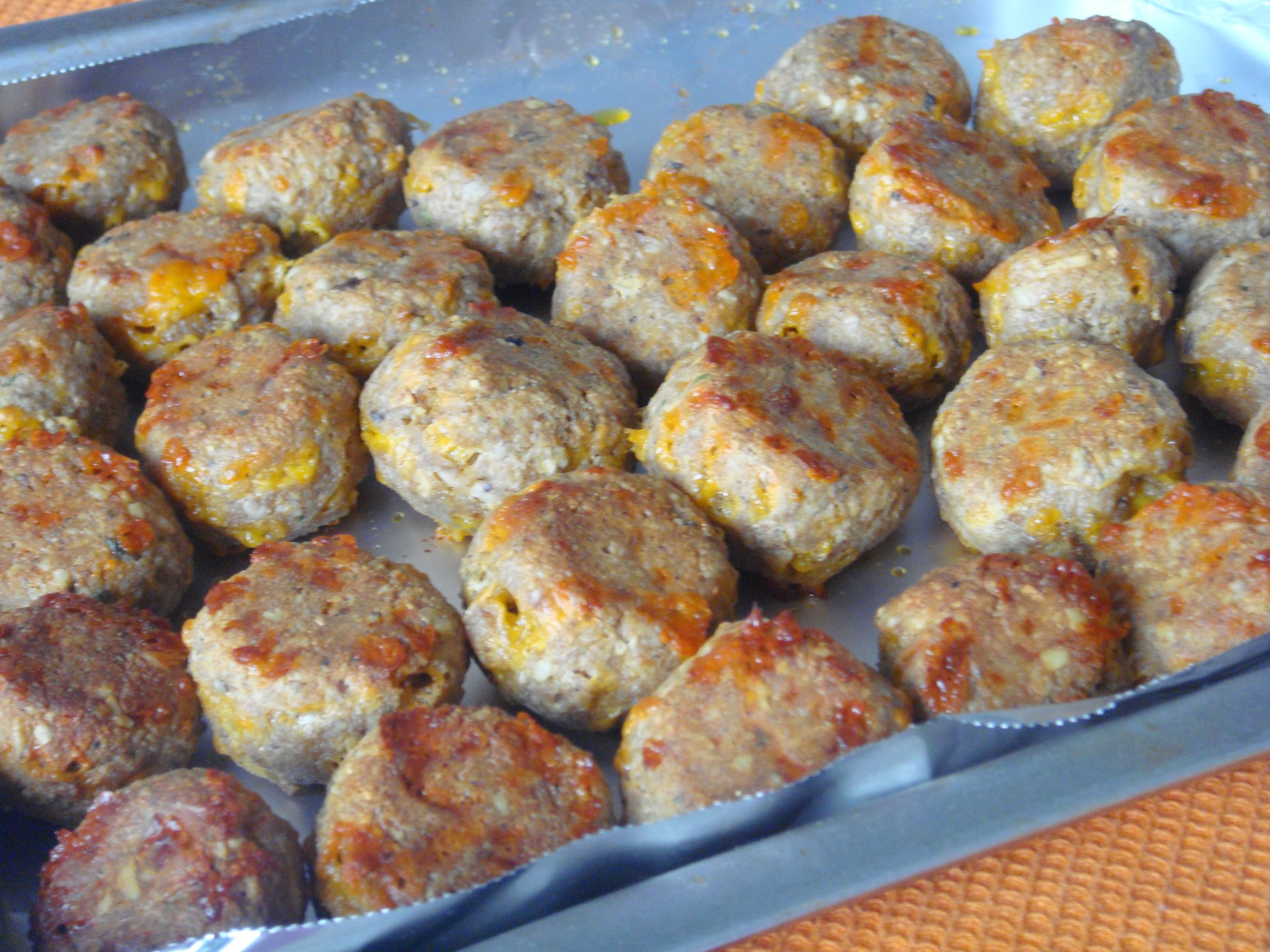 "Vegetarian ""meatballs"" Recipe"