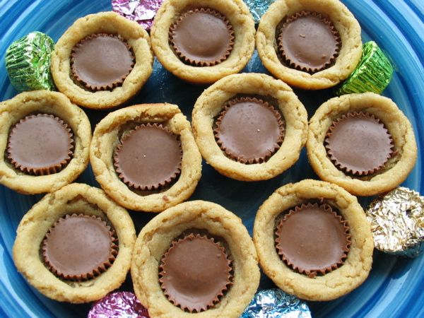 Peanut Butter Cup Cookies (Tarts) Recipe