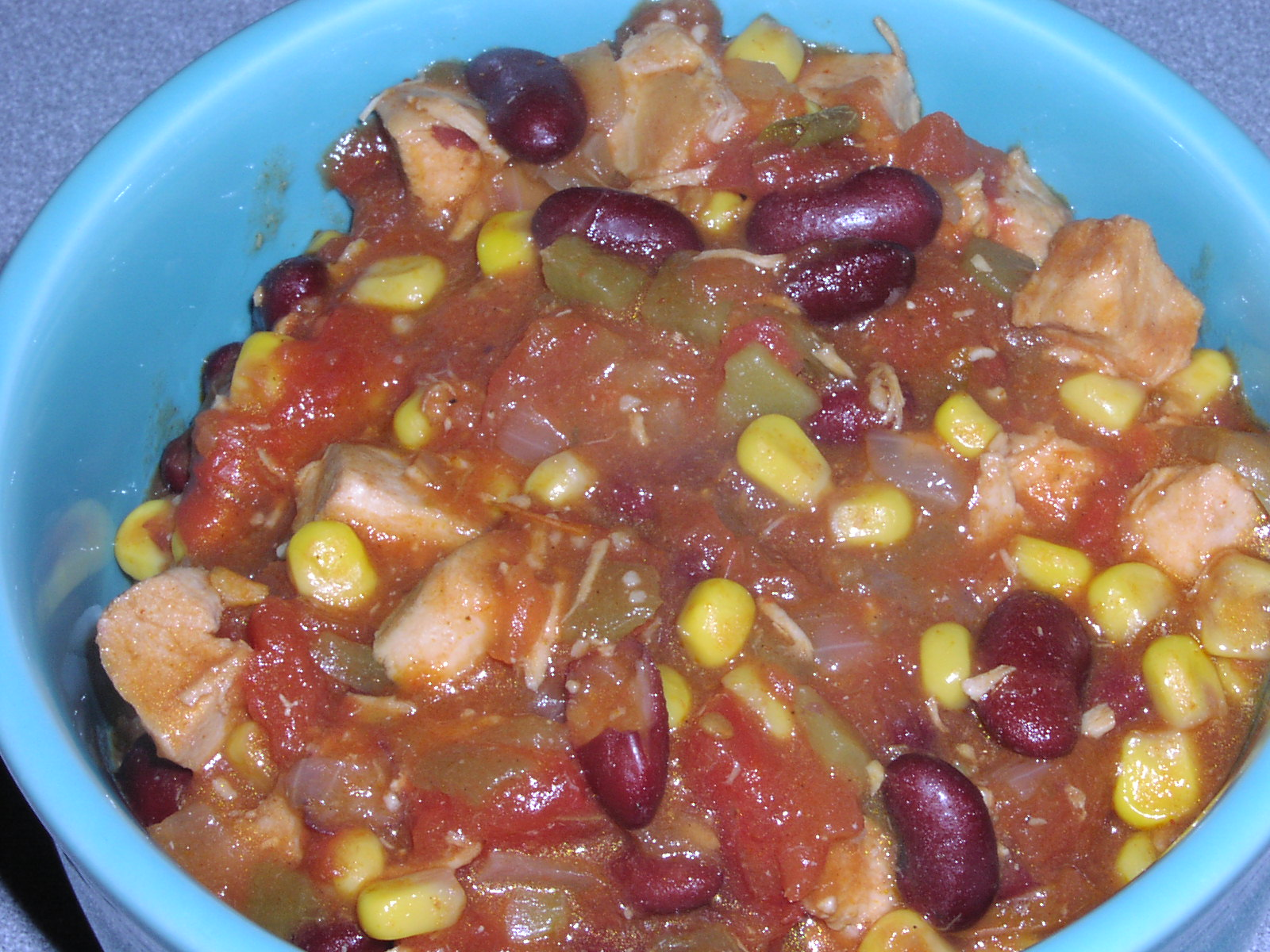 Addictive Mexican Stew
