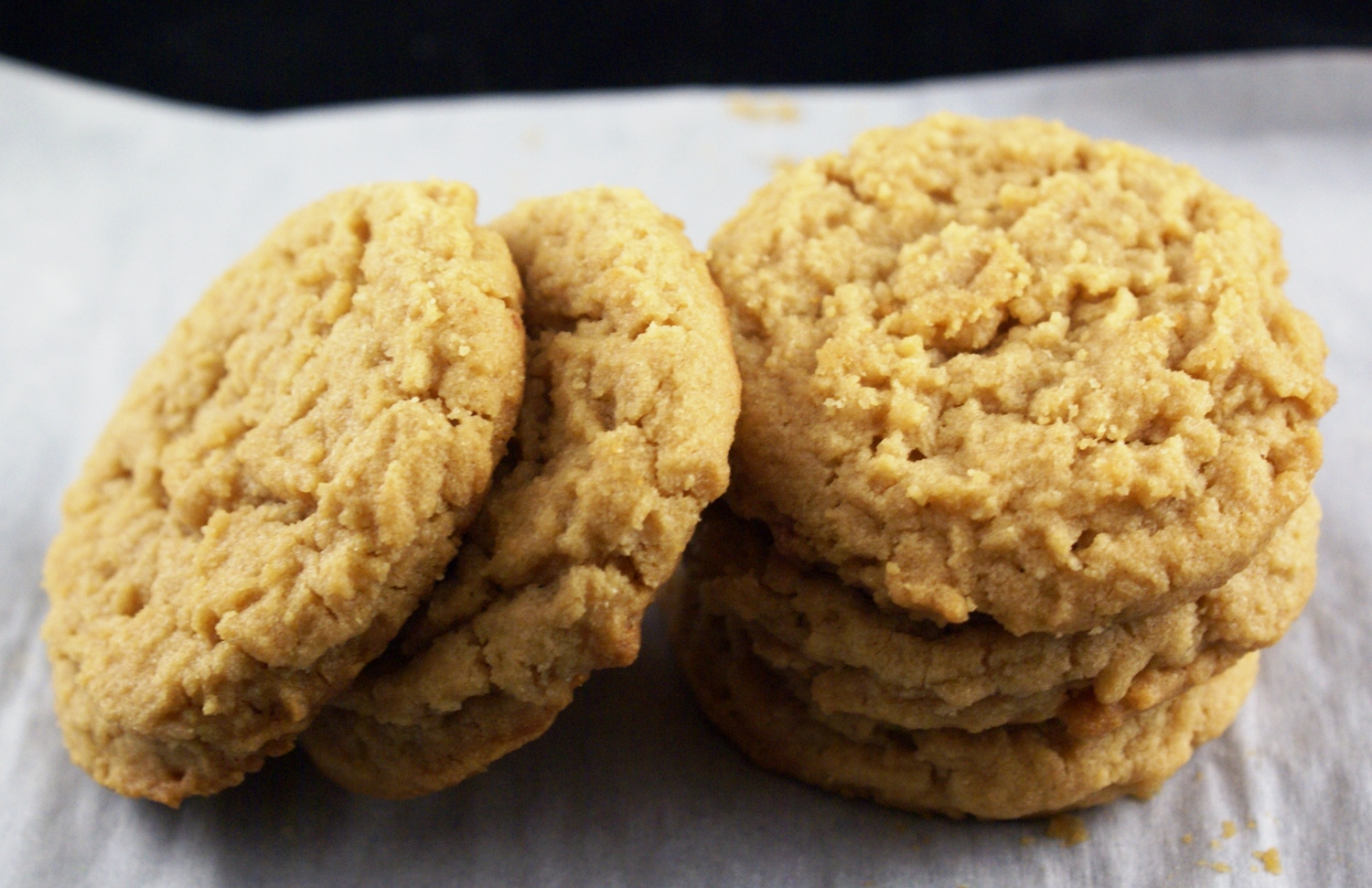 Mrs. Field's Soft and Chewy Peanut Butter Cookies Recipe