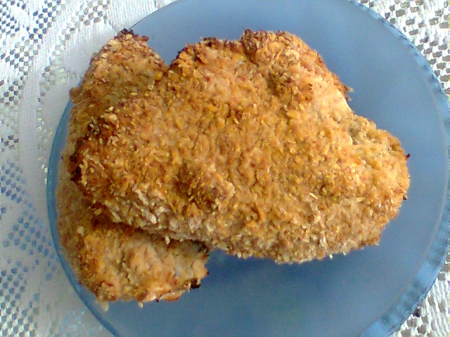 Incredible Oven Fried Chicken Recipe
