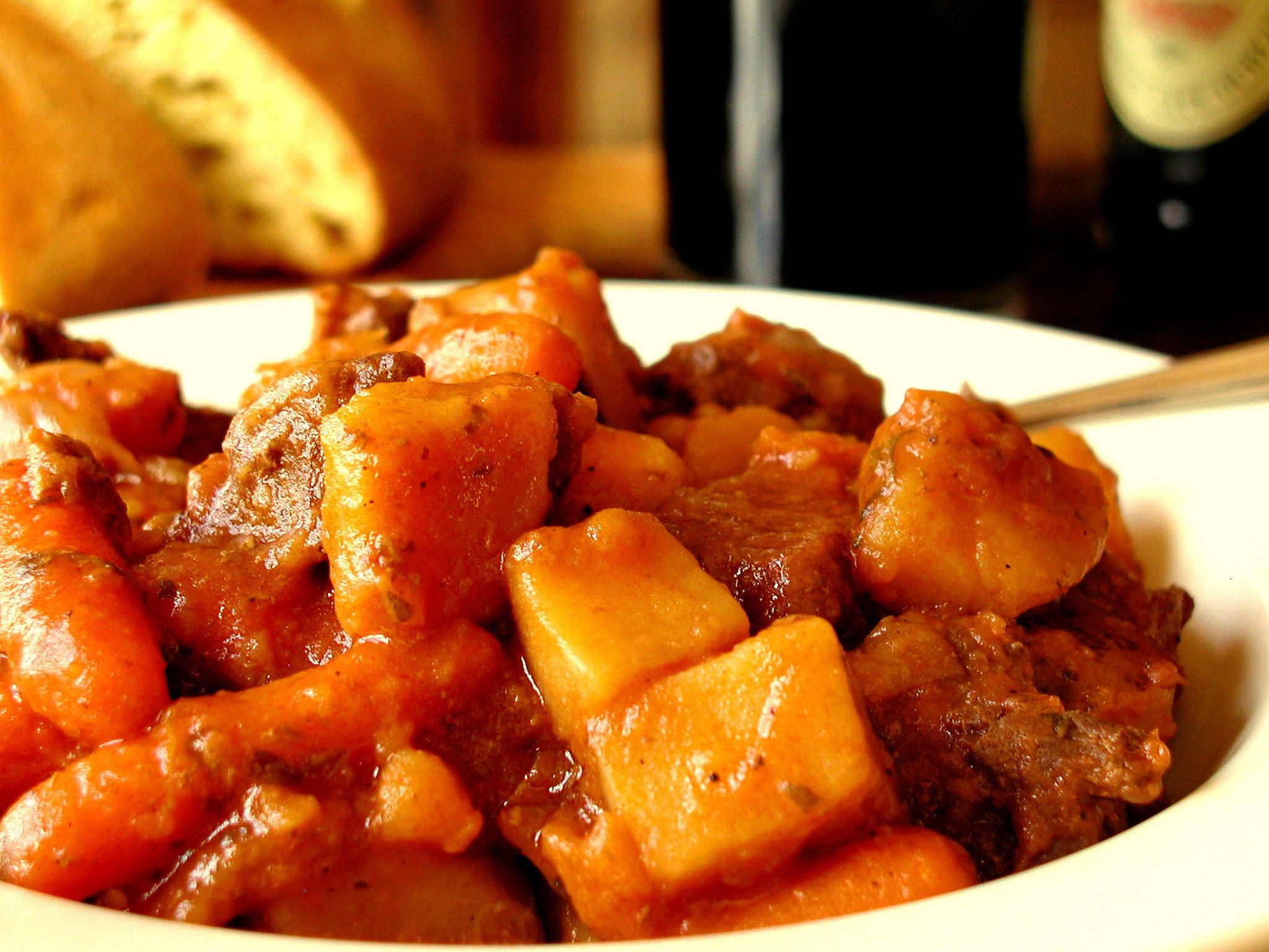 Irish Pub Beef Stew