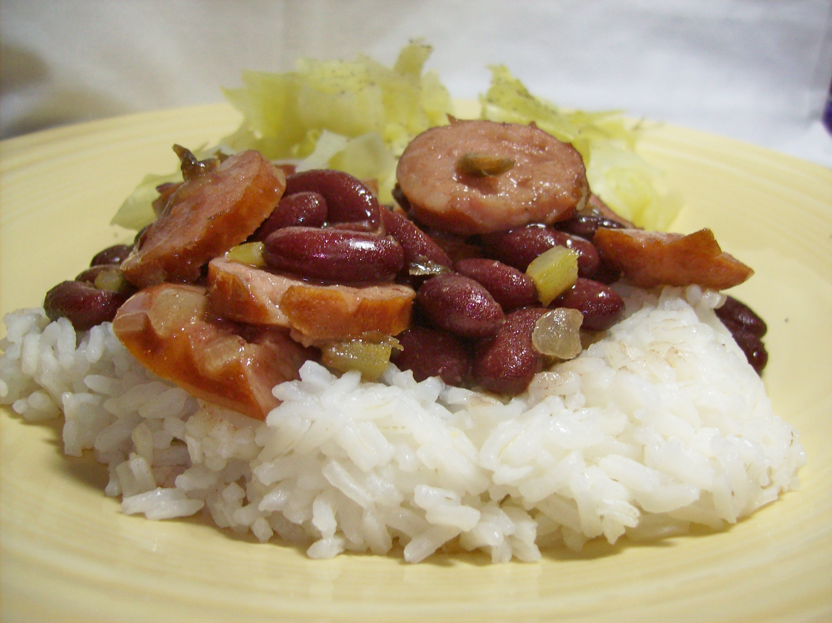 Treebeard's Red Beans (And Rice)