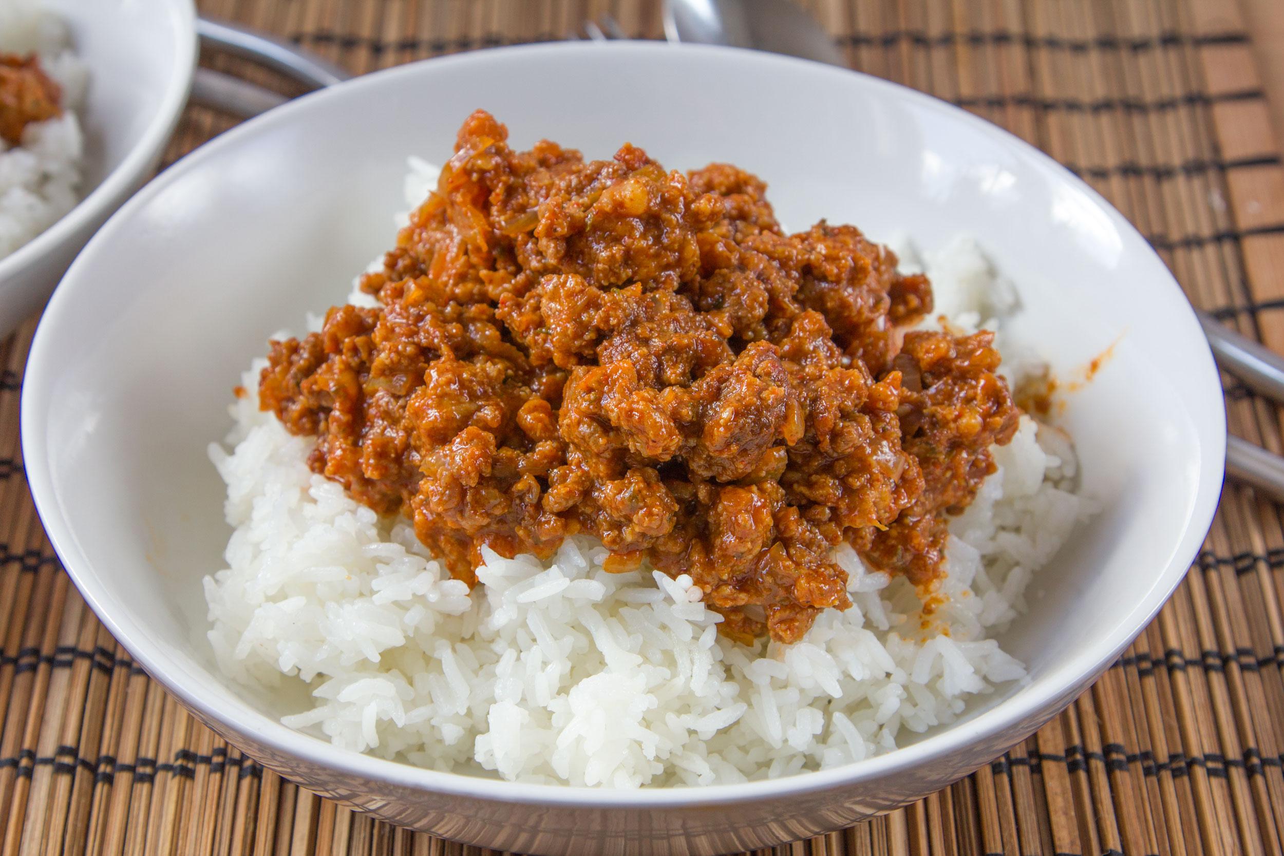 Chili (Real Texas Chili) Recipe