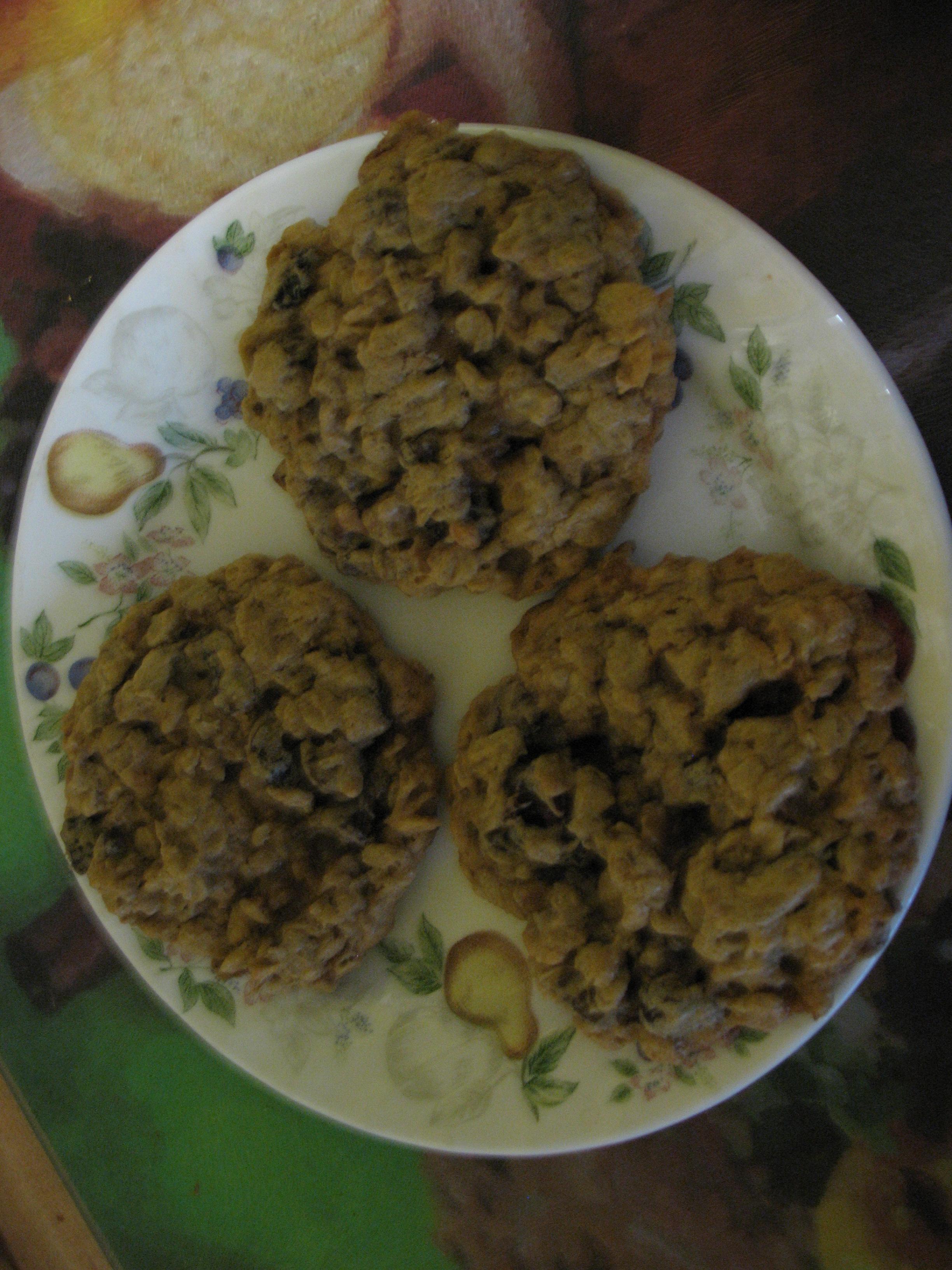 Everything Cookies Aka Monster Cookies