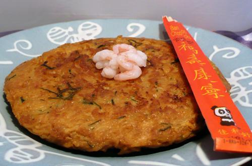 Ramen Noodle Egg Foo Yung Recipe