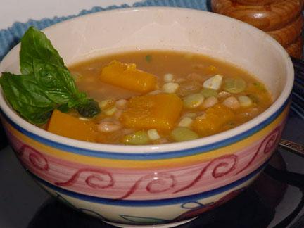 Porotos Granados (Bean Stew)
