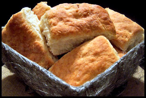 Mama's ' Bestest' Biscuits Recipe