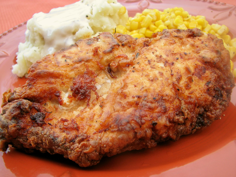 Delicious Fried Chicken Breast Recipe