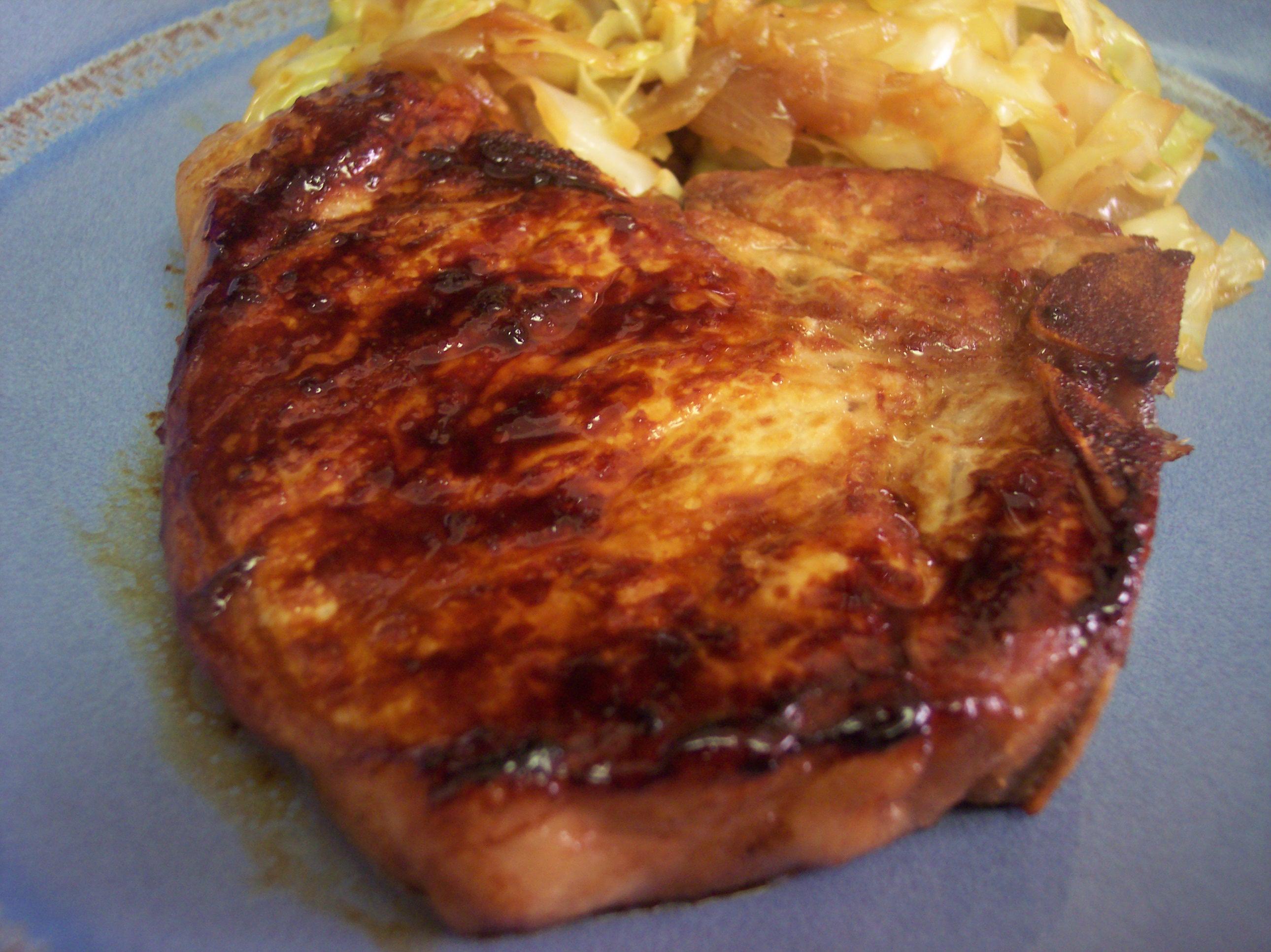 Easy grilling recipes for pork chops