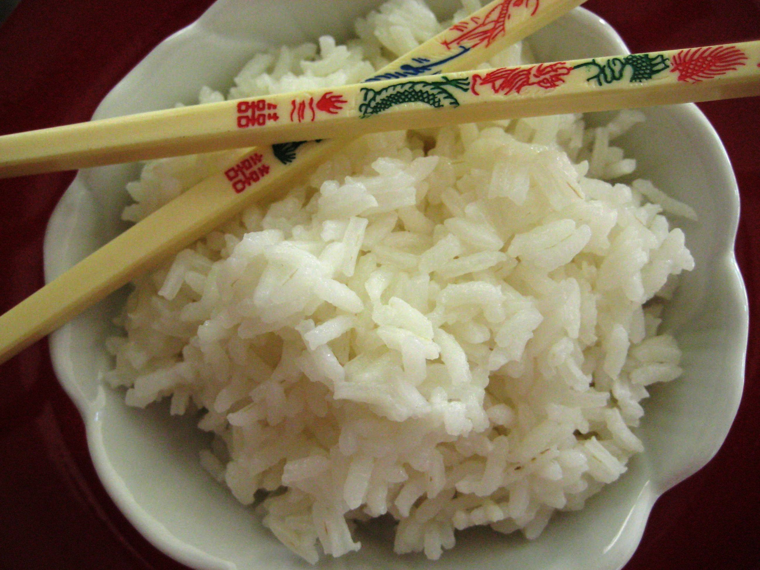 Perfect Basic White Rice Recipe