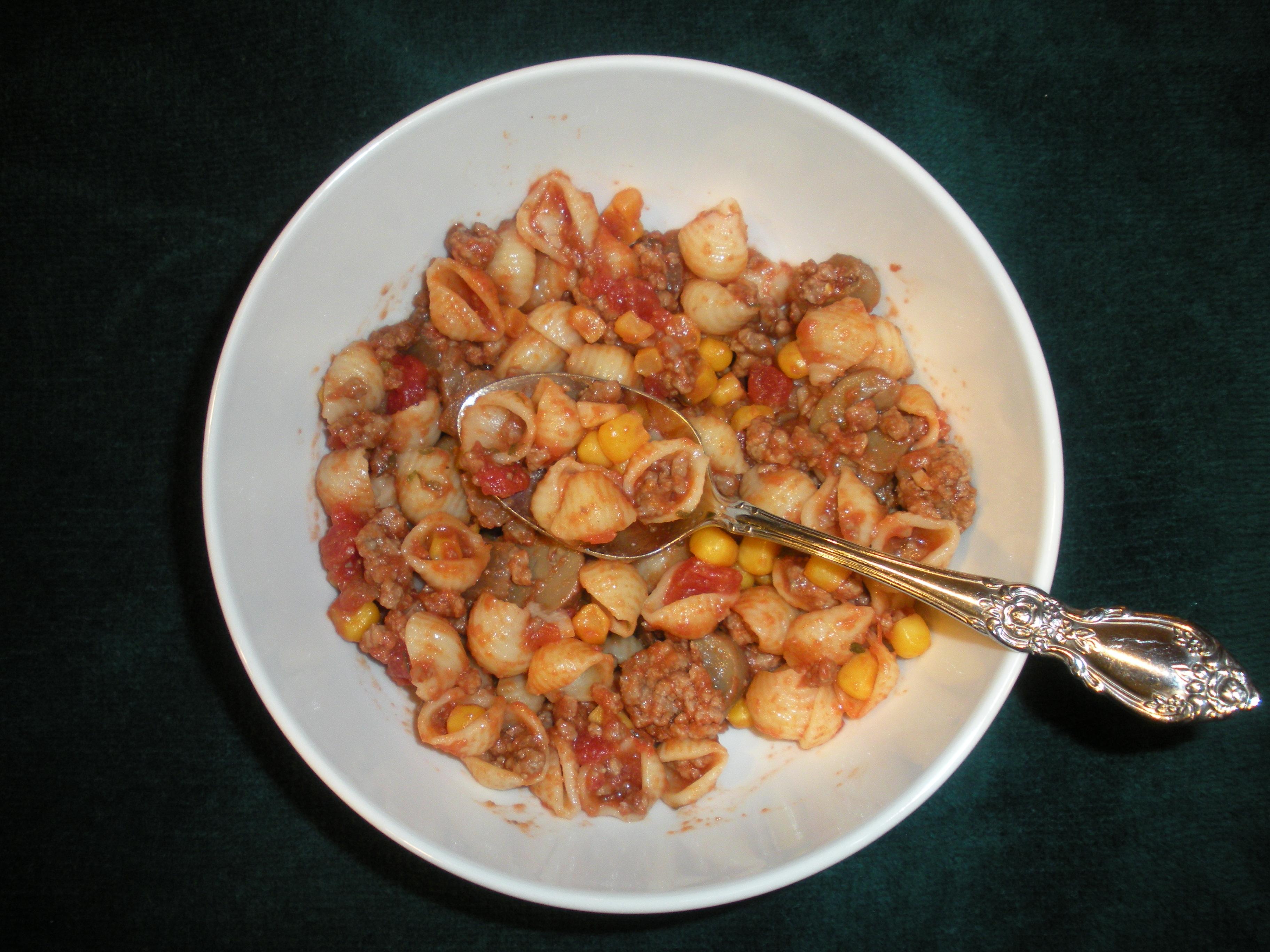 Emaw's Goulash Recipe