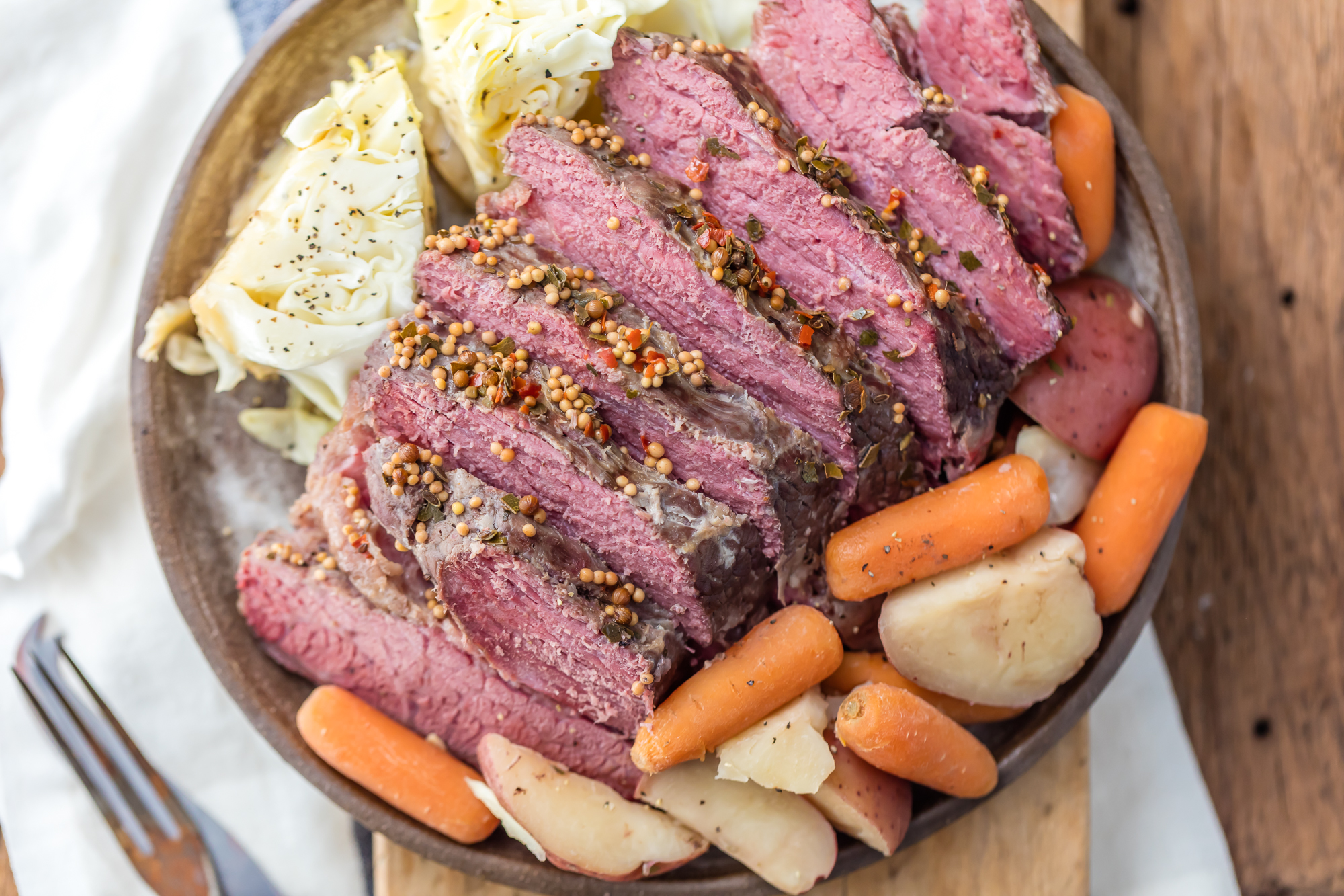 Corned Beef Dinner – Crock Pot Recipe