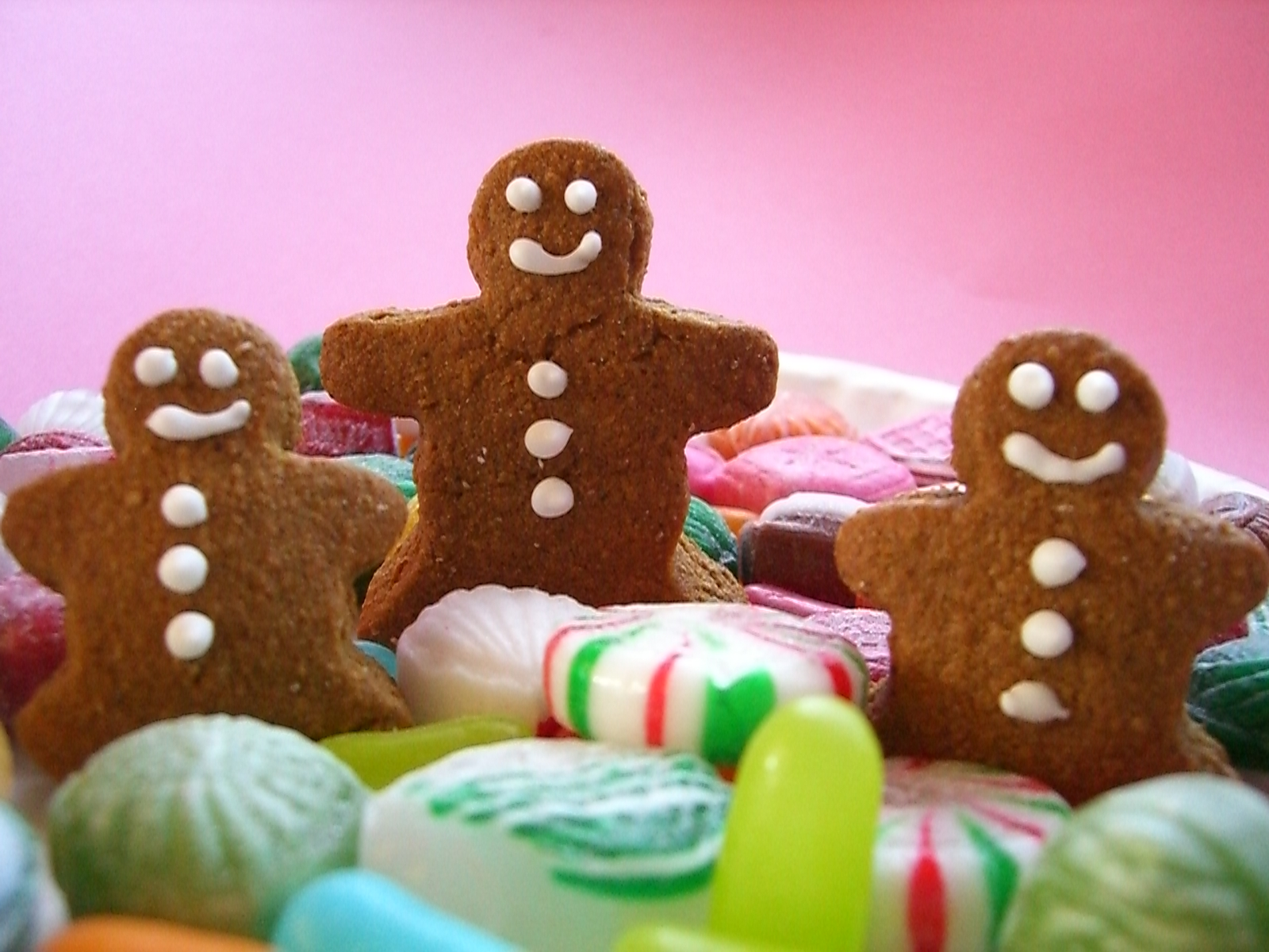 Gingerbread (For Cookies or a  Gingerbread House)