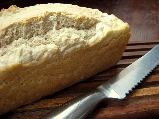 Lazy Irish Beer Bread Recipe