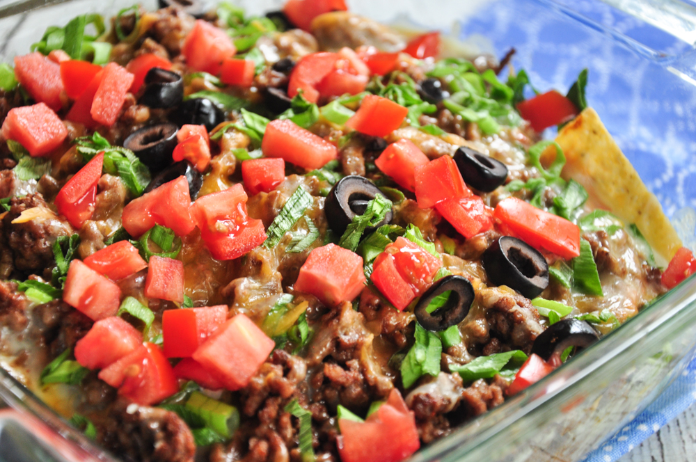 Fantastic Taco Casserole Recipe