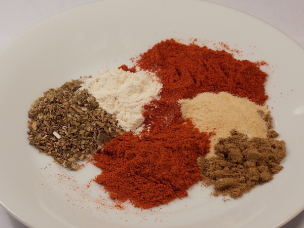 Chili Powder Recipe