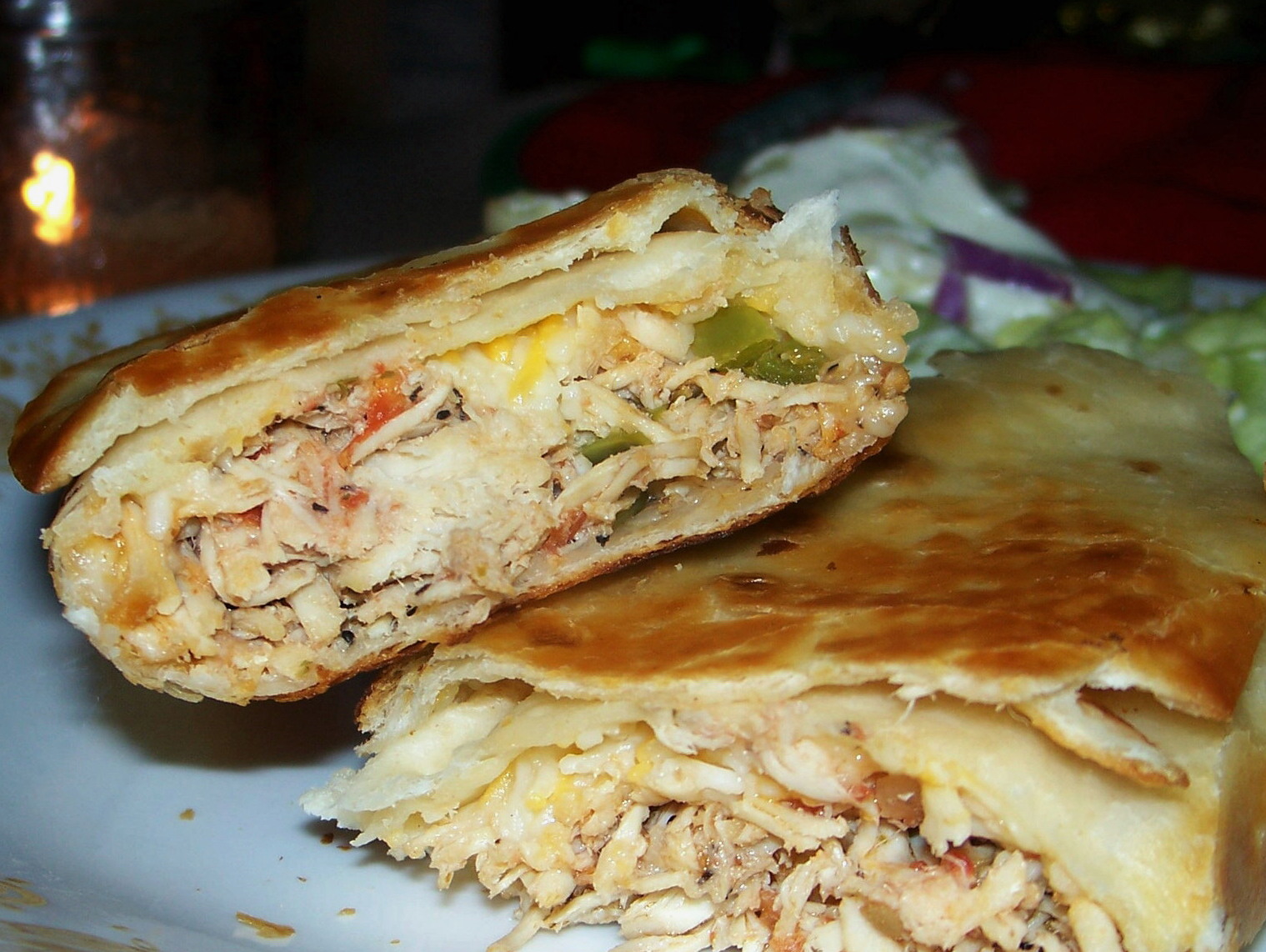 Shredded Chicken for Enchiladas, Tostadas, Tacos…