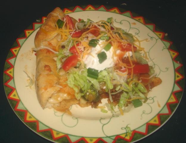 Easy No Rise Pizza Crust Recipe