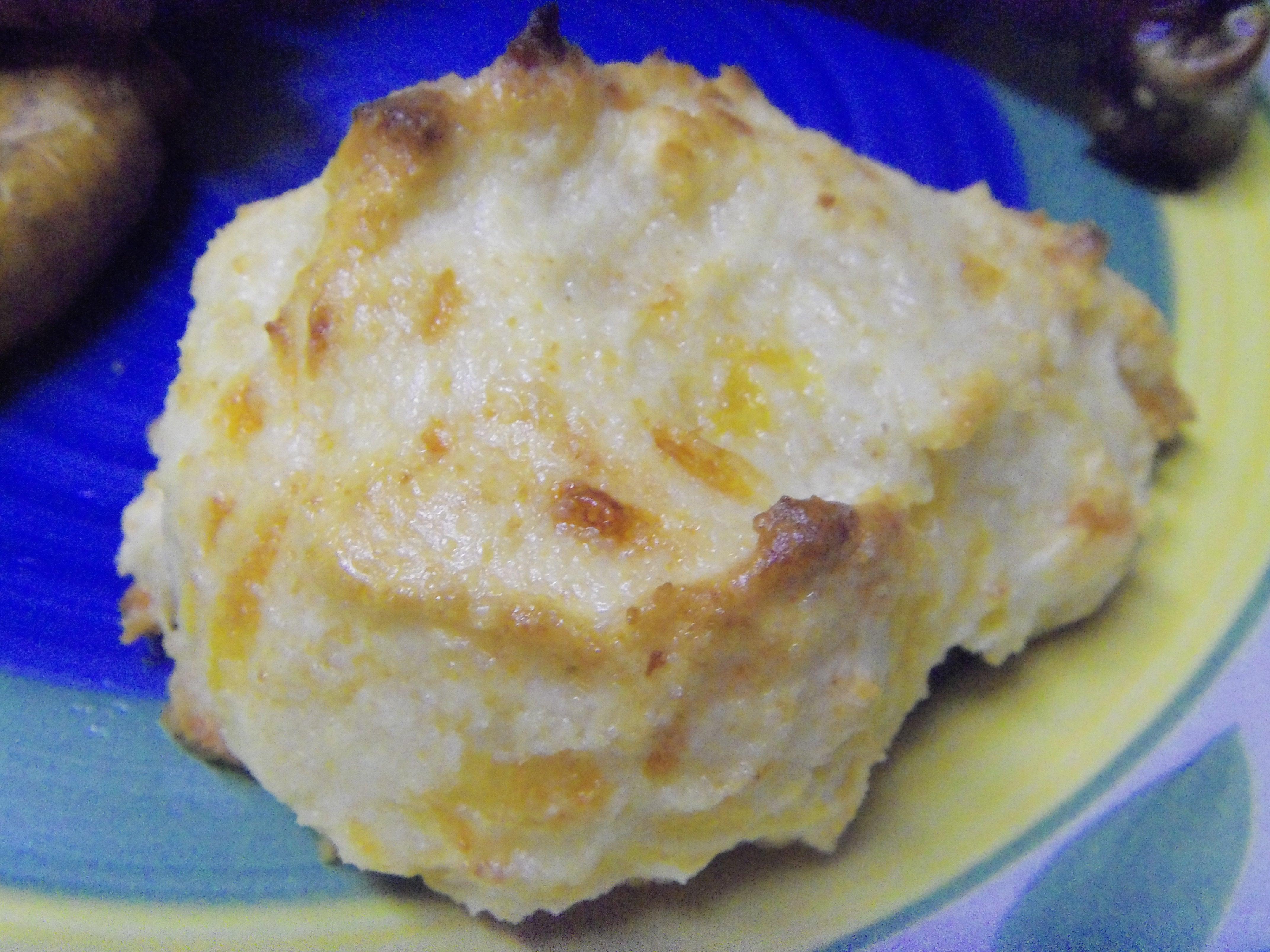 Cheddar-Garlic Biscuits