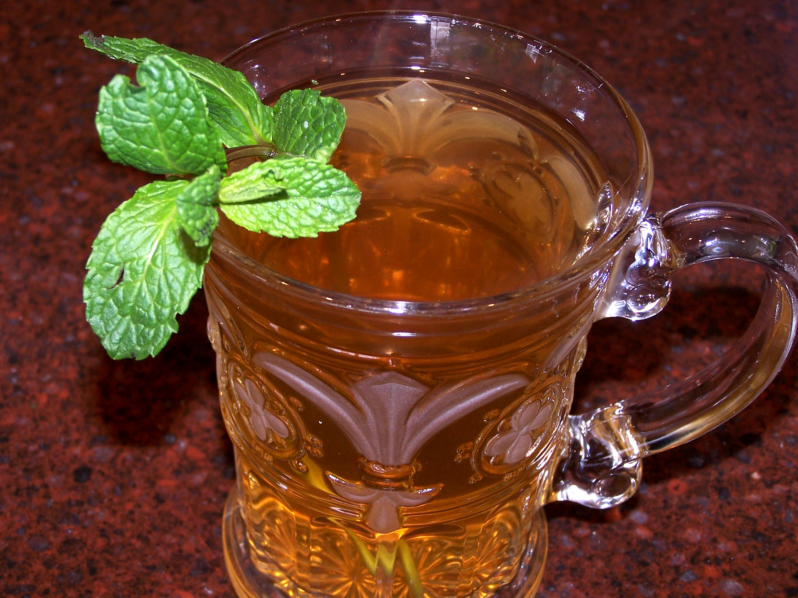 North African Mint Tea