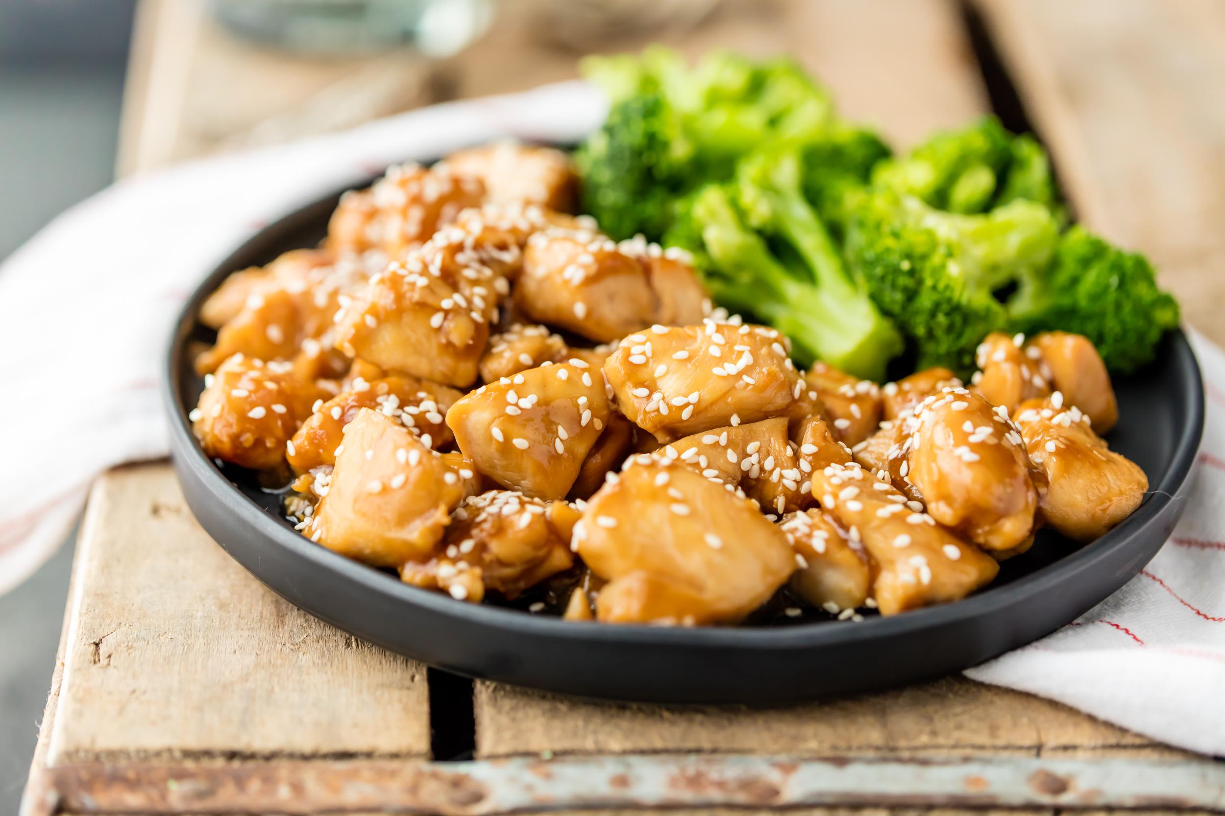 Курица с рисом терияки рецепт пошагово