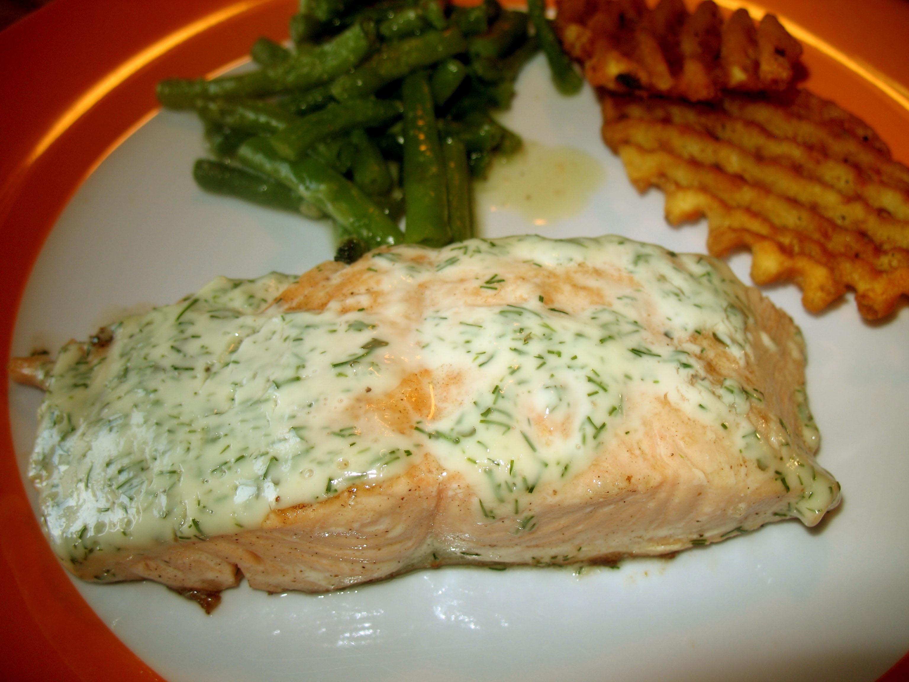 Sauteed Salmon Recipe