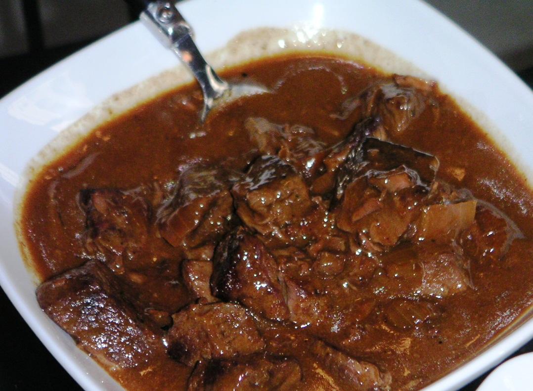 Beef Tips Recipe