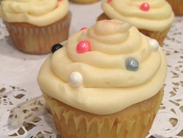 Amy Sedaris's Vanilla Cupcakes