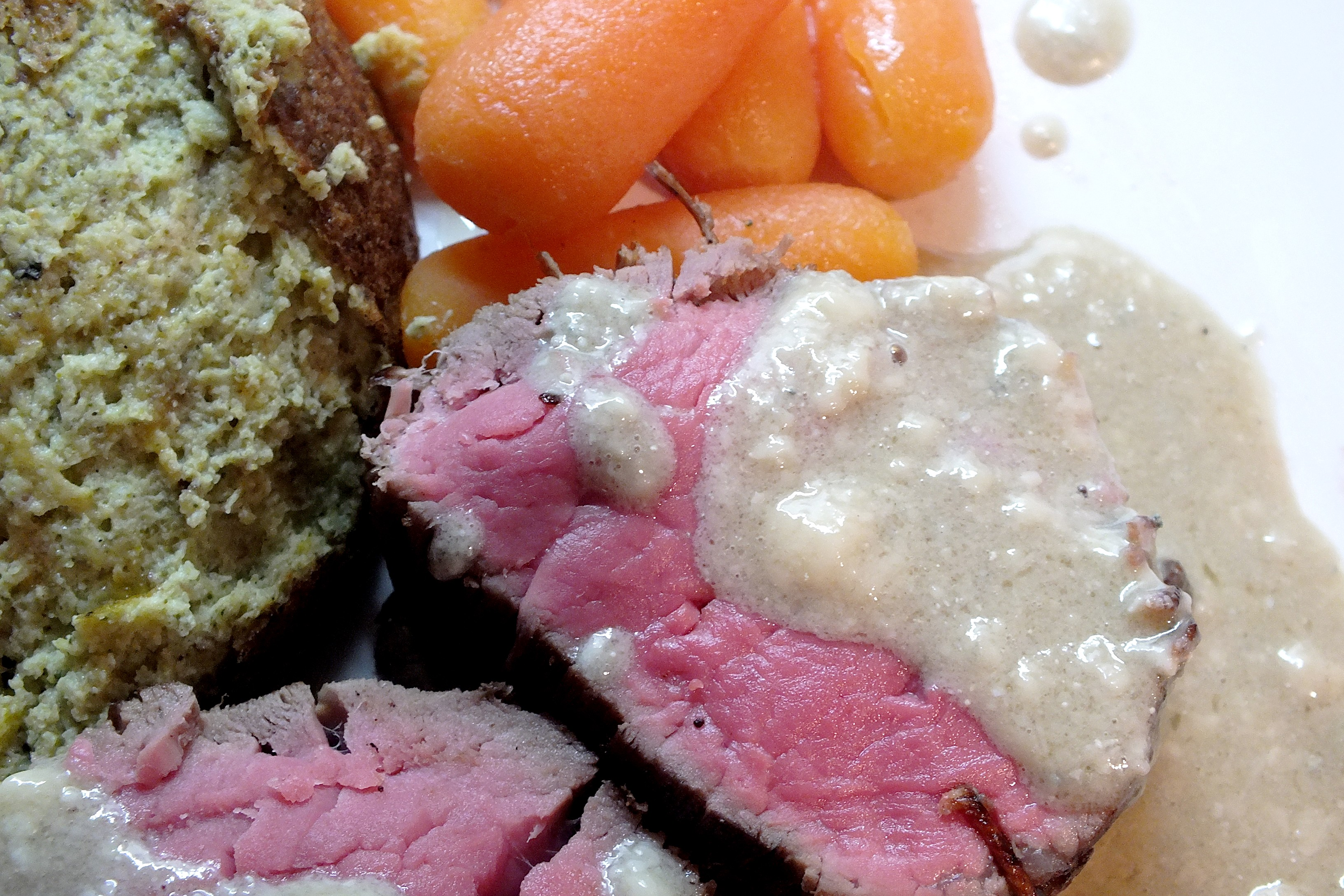 Bleu Cheese Beef Tenderloin Recipe