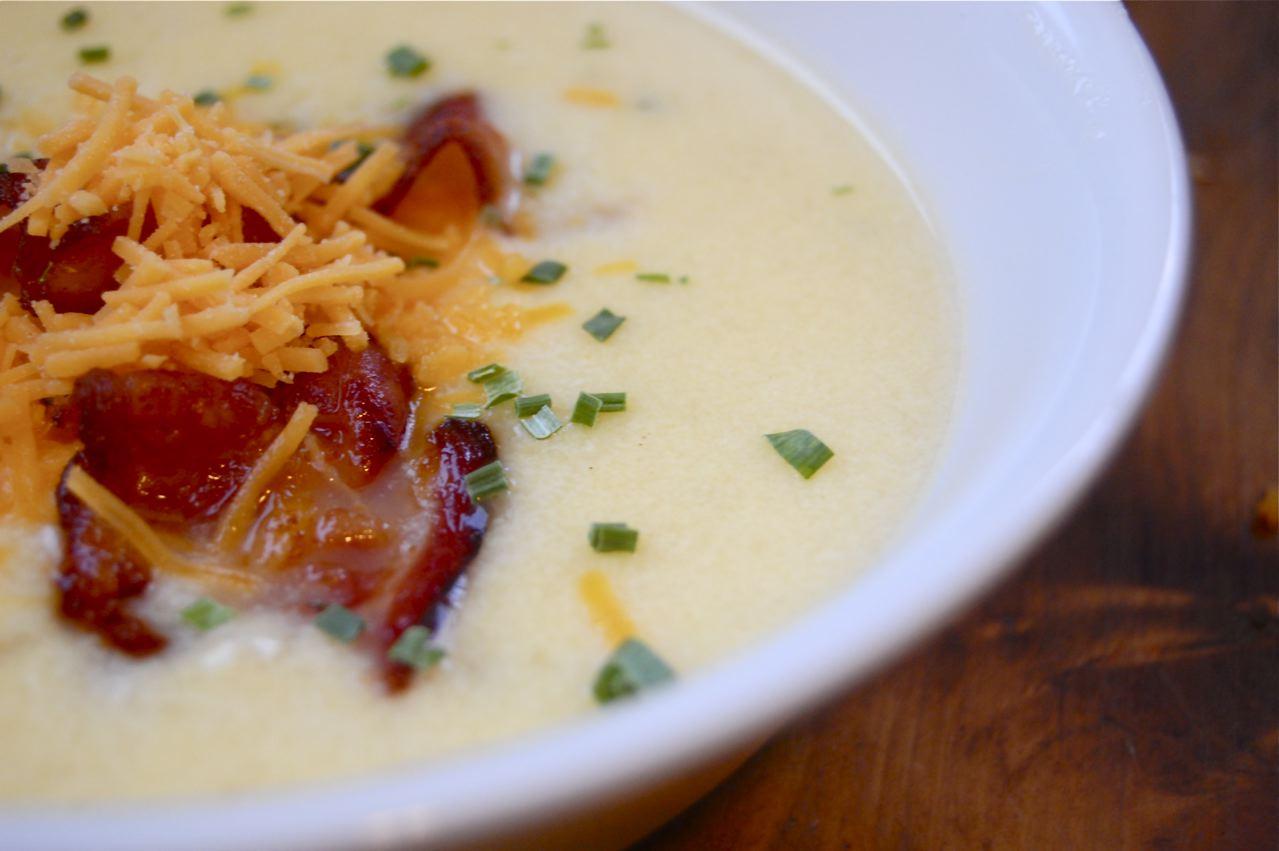 O'Charley's Loaded Potato Soup Recipe