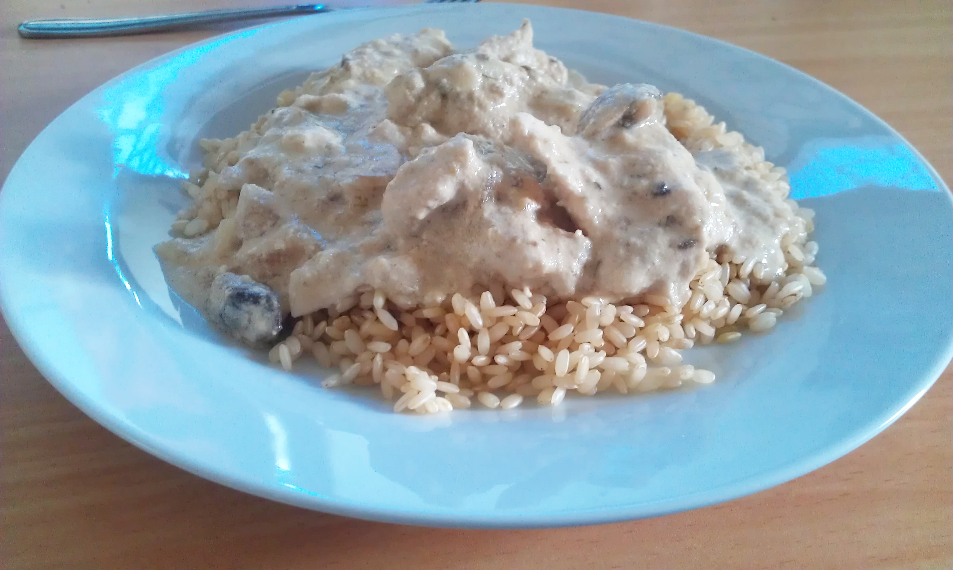 Chicken Stroganoff – Crock Pot Recipe