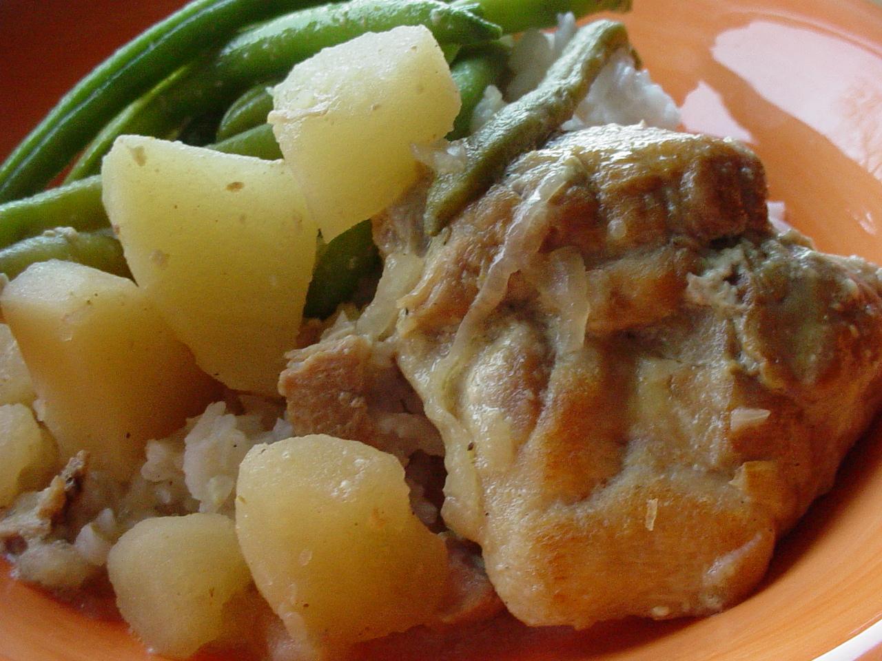 Coconut Chicken Curry – Crock Pot