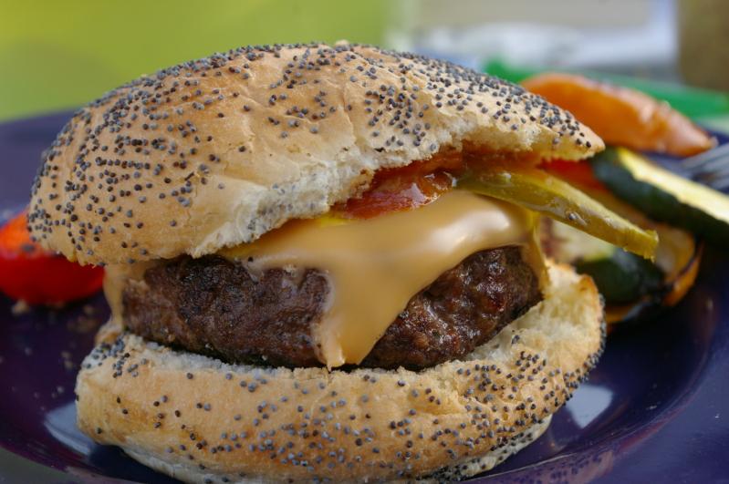Kittencal's Juicy Hamburger/Burger