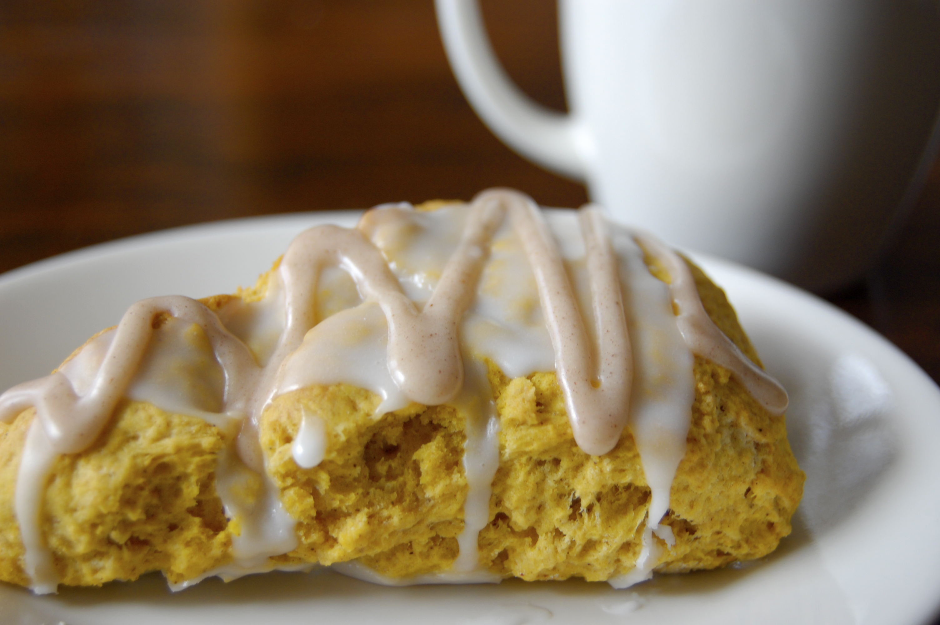 TSR Version of Starbucks Pumpkin Scones by Todd Wilbur