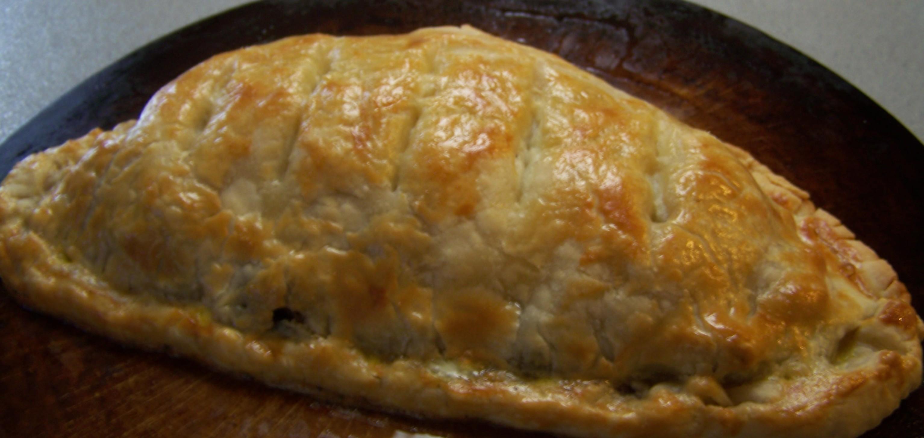 Meat Pie (Tourtiere) Recipe