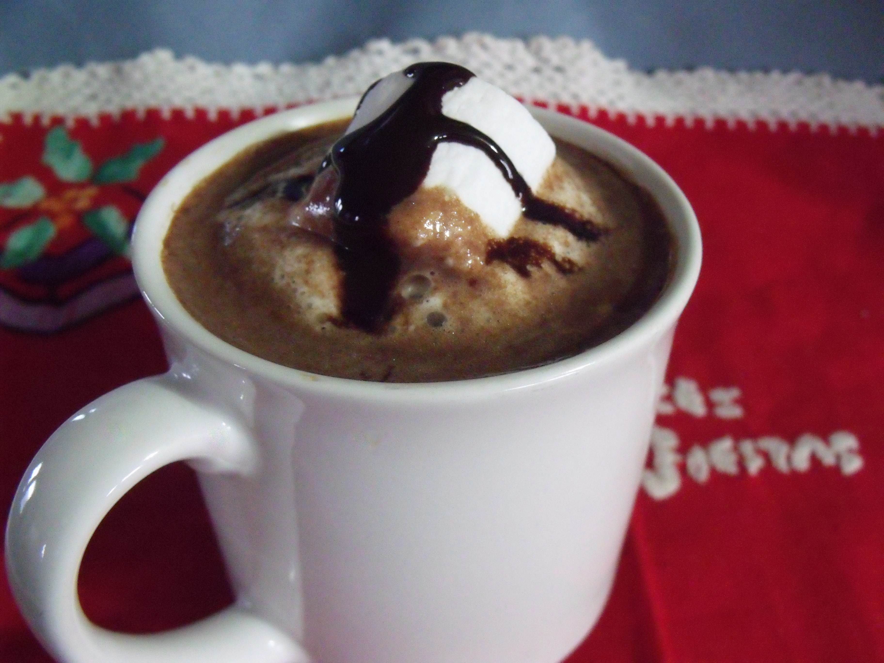 Ultra-Rich Hot Chocolate