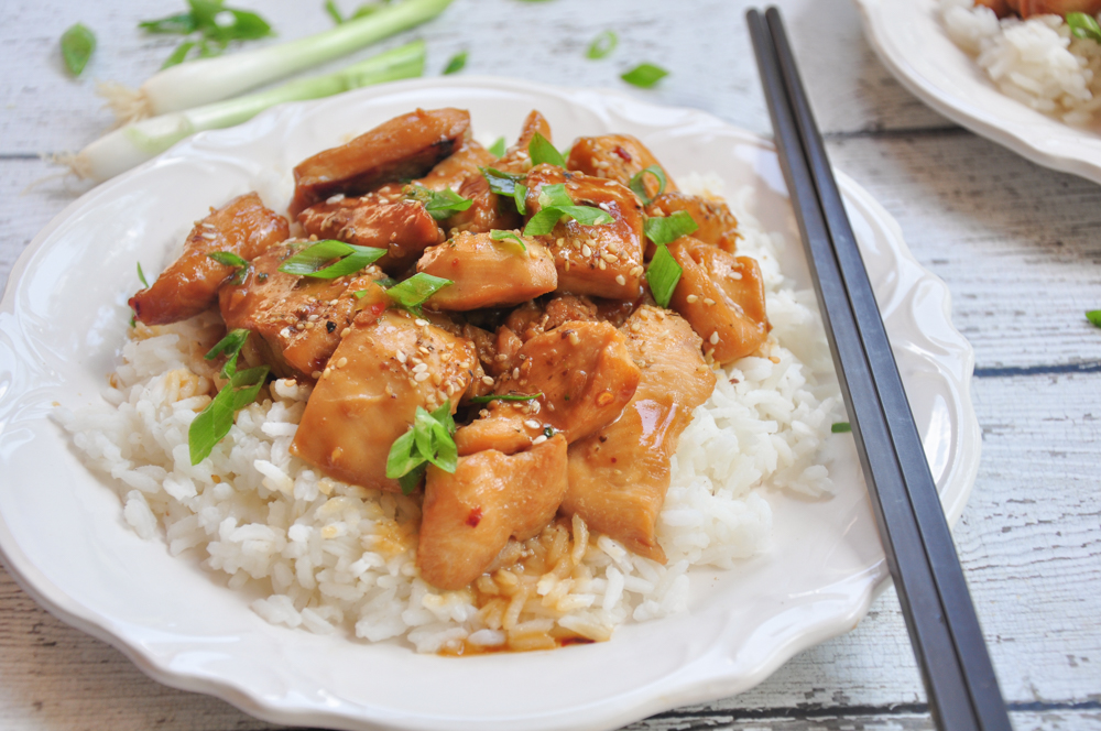 Family Favorite Sesame Chicken