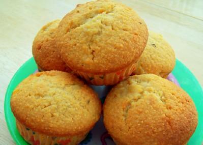 Delicious Corn Muffins