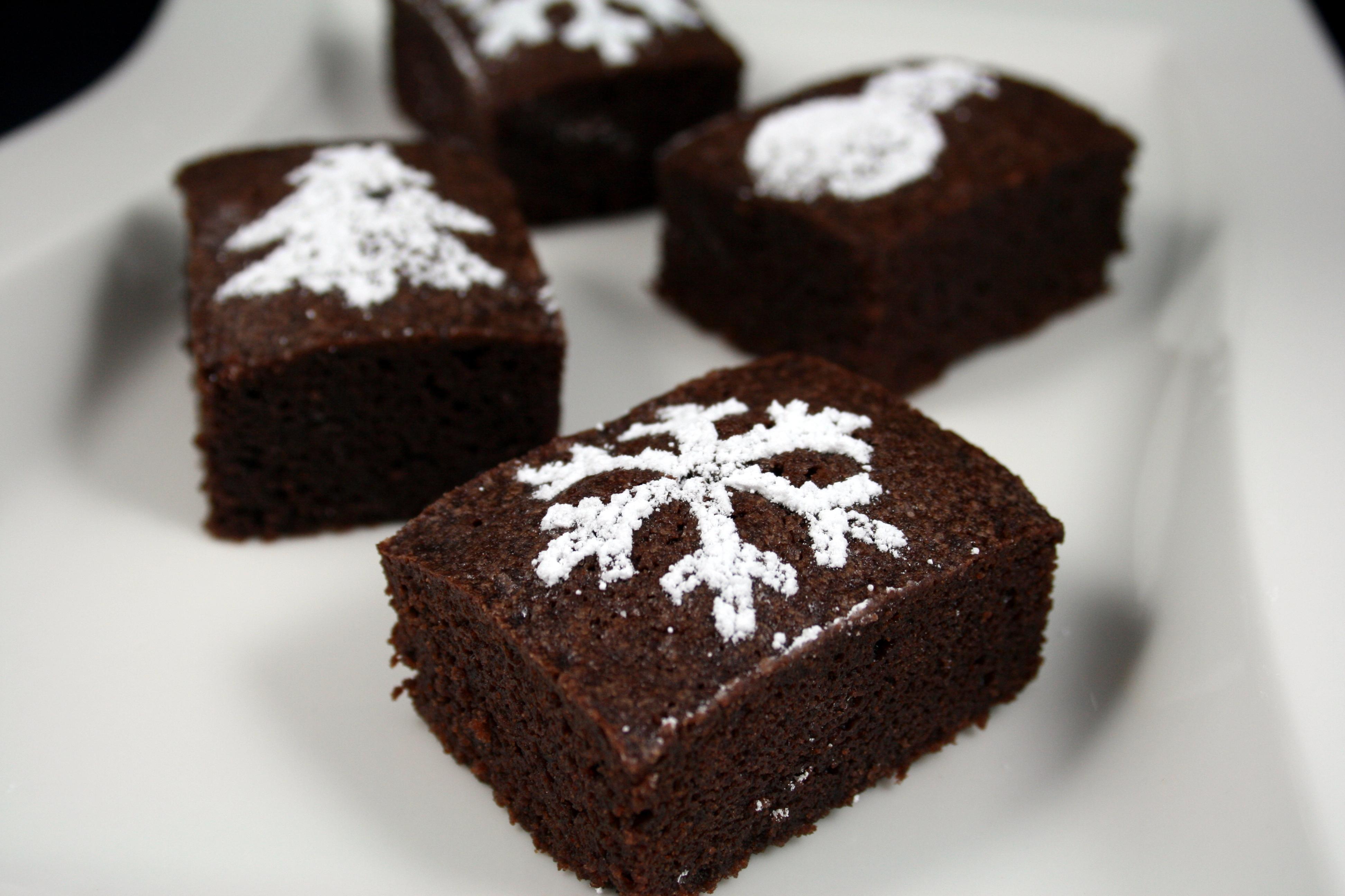 Mom's Cocoa Powder Brownies