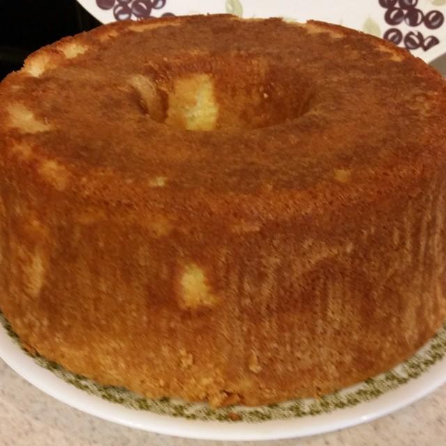 Five Flavor Pound Cake Recipe