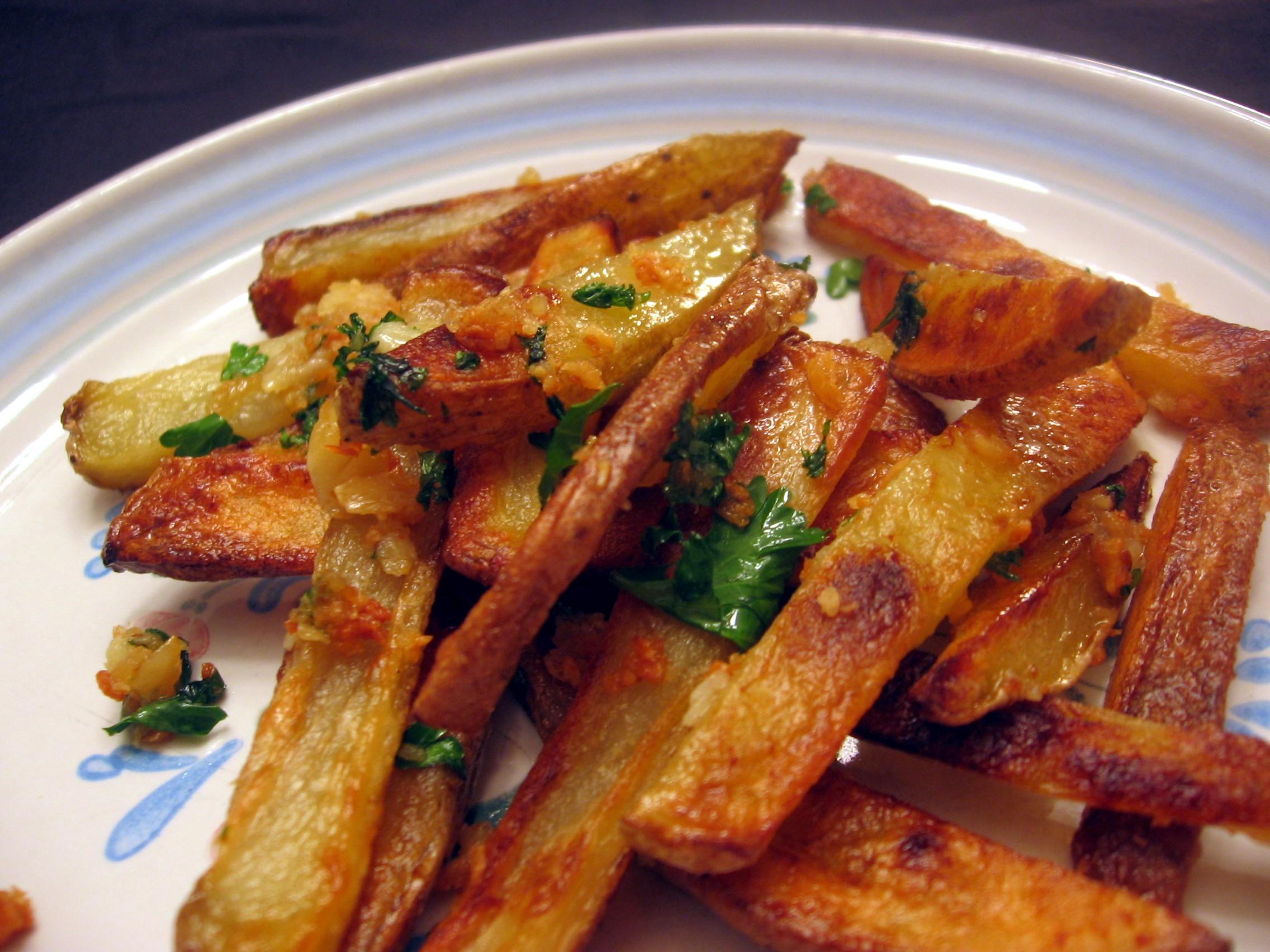 Garlic Fries (Light)