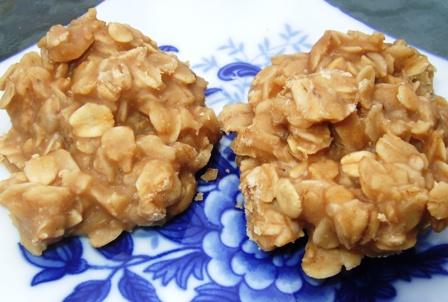 Peanut Butter No-Bakes