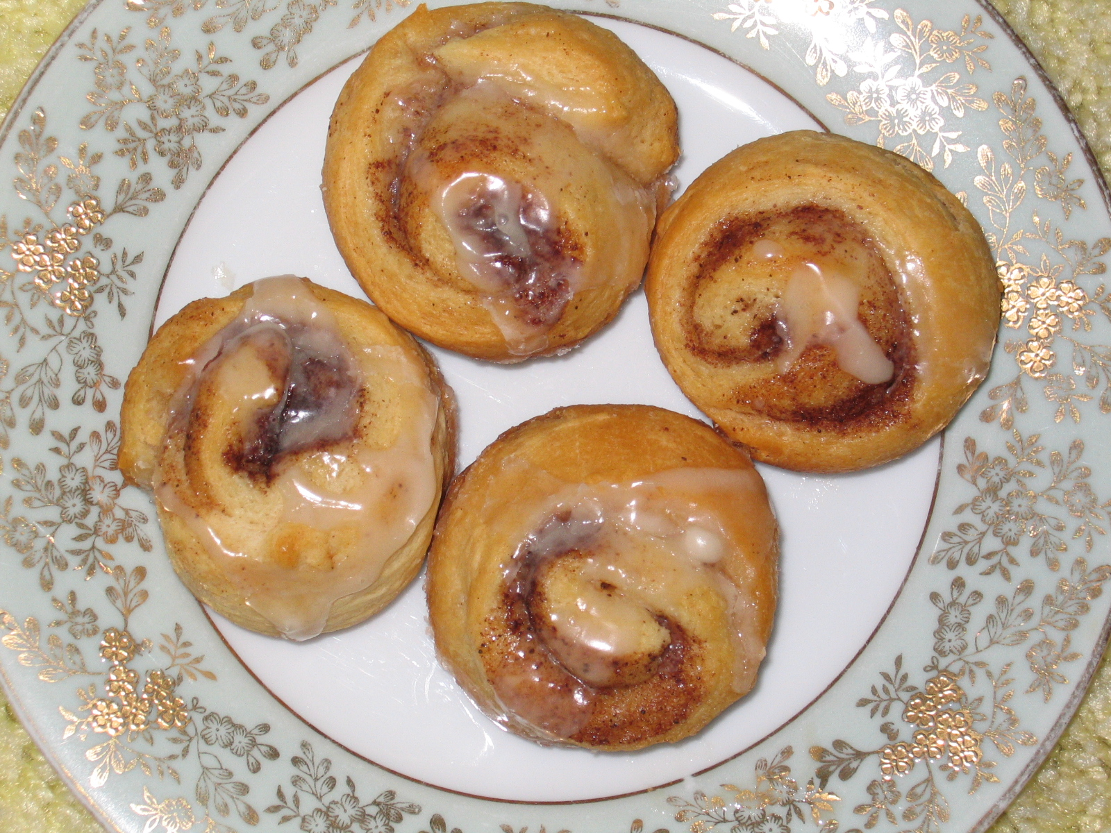 Tiny Cinnamon Rolls Recipe