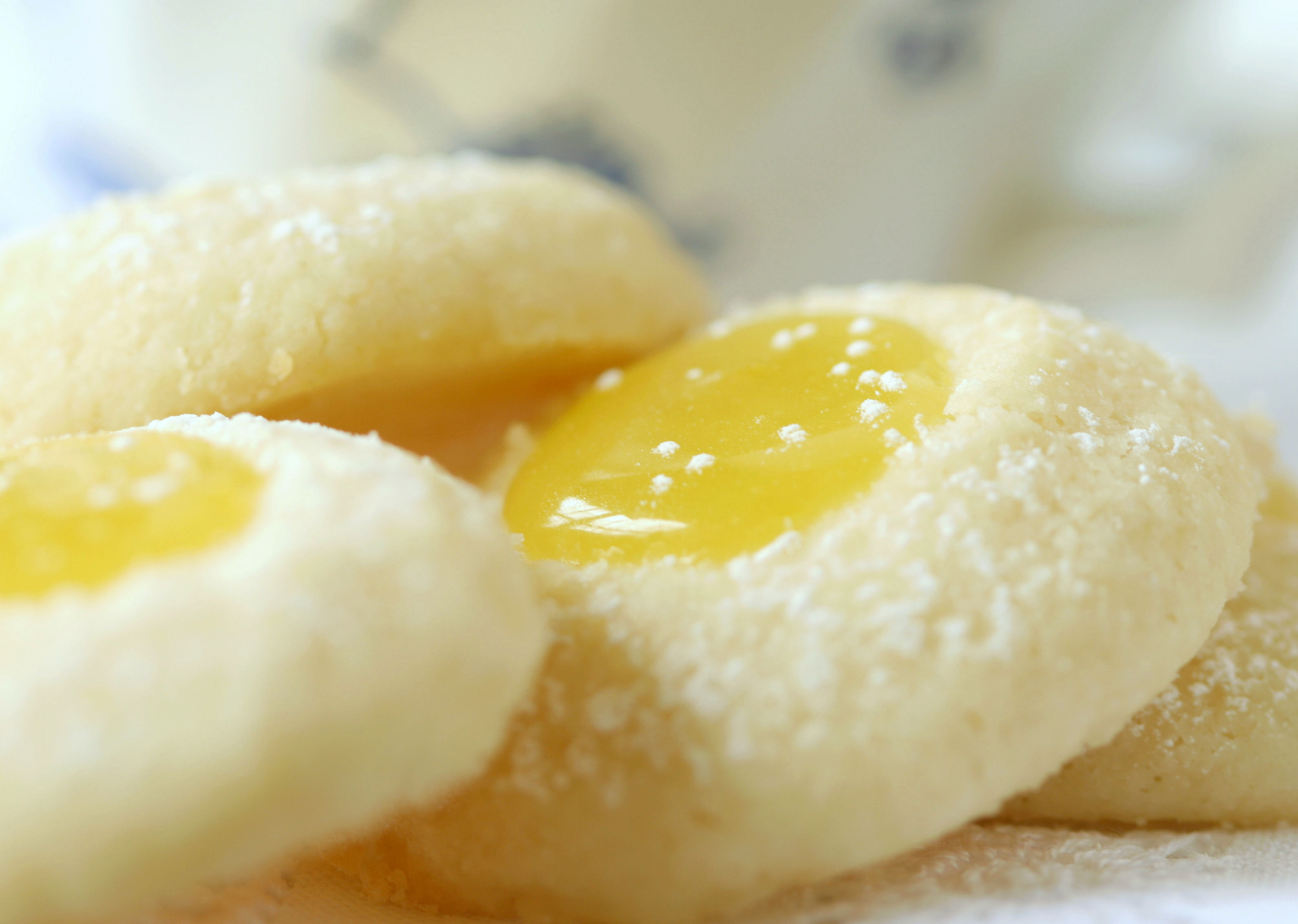 Lemon Tea Cookies Recipe
