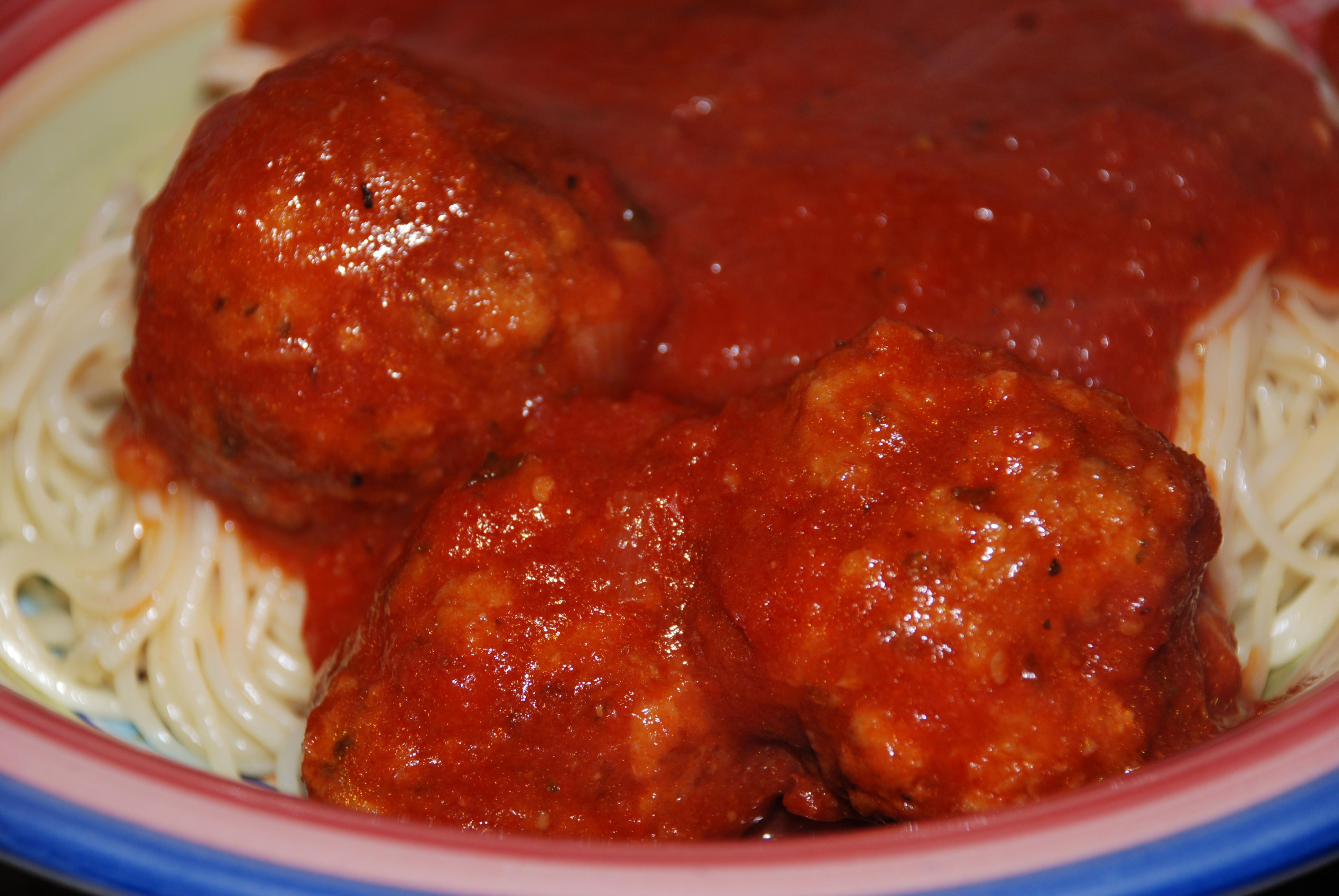 "My Mama Iuliucci's ""Don't Skip a Step"" Spaghetti Sauce Recipe"